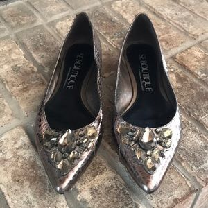 SE Boutique by Sam Edelman Designs Shoes - SE Boutique Flats